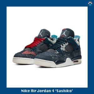 Air Jordan 4 _Sashiko_