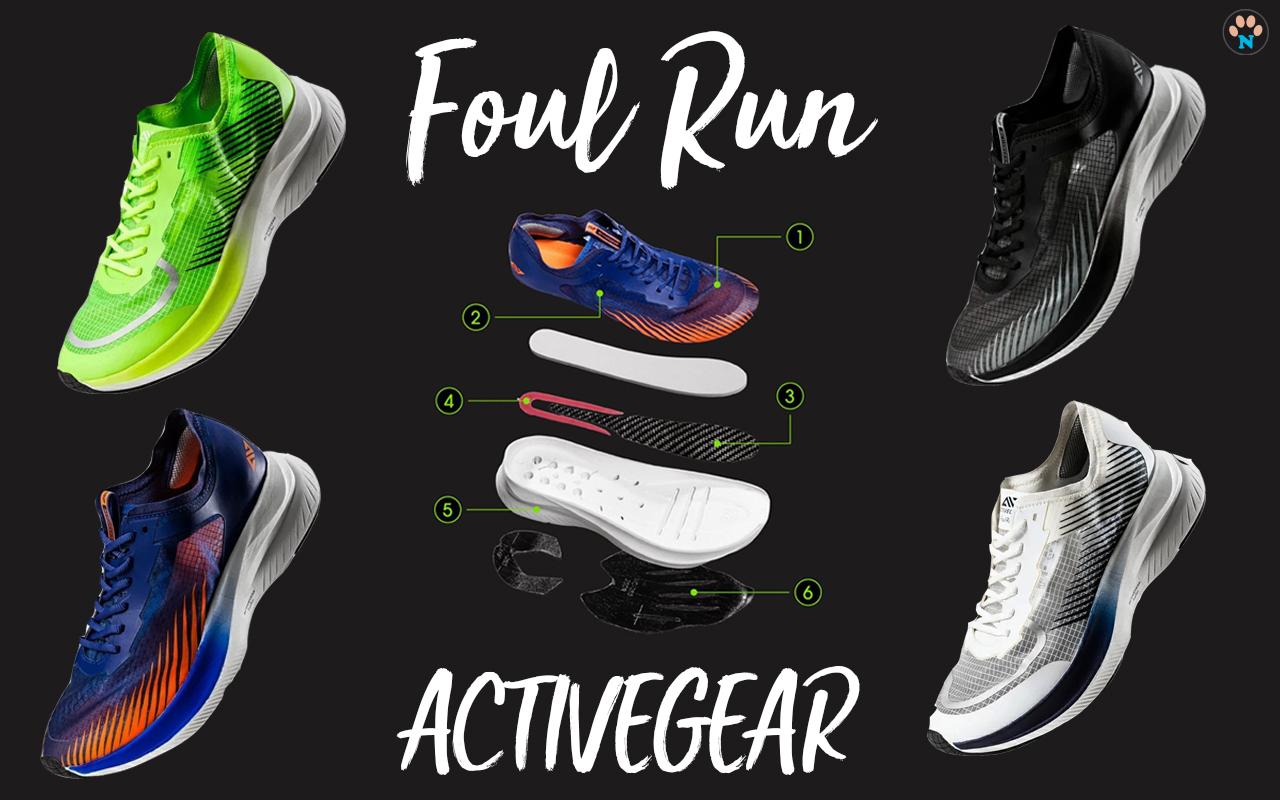 Four Run Activegear