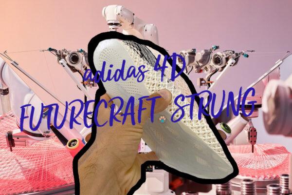 อดิดาส Adidas 4d Futurecraft Strung