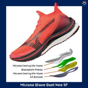 Mizuno Wave Duel Neo SP