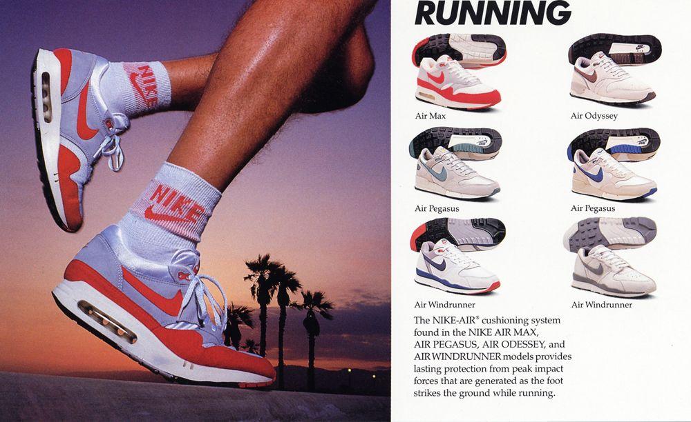 รองเท้าไนกี้ แอร์ แม็กซ์ Nike-Air-Max-1