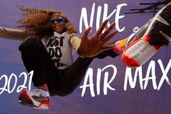 รองเท้าไนกี้ Nike Air Max 2021