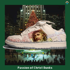 Passion of Christ Dunk