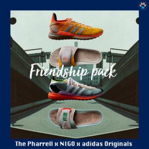 Pharrell x NIGO x adidas Originals