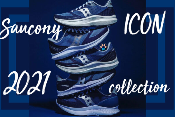 Saucony ICON 2021 collection