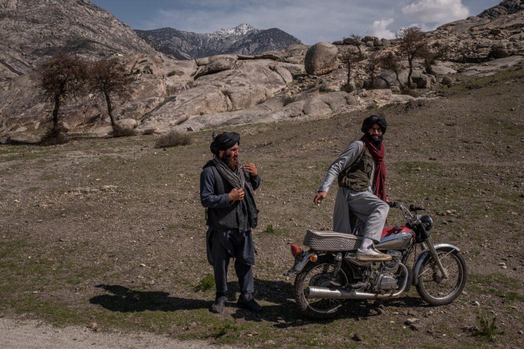 ผู้ชายตาลีบัน taliban men