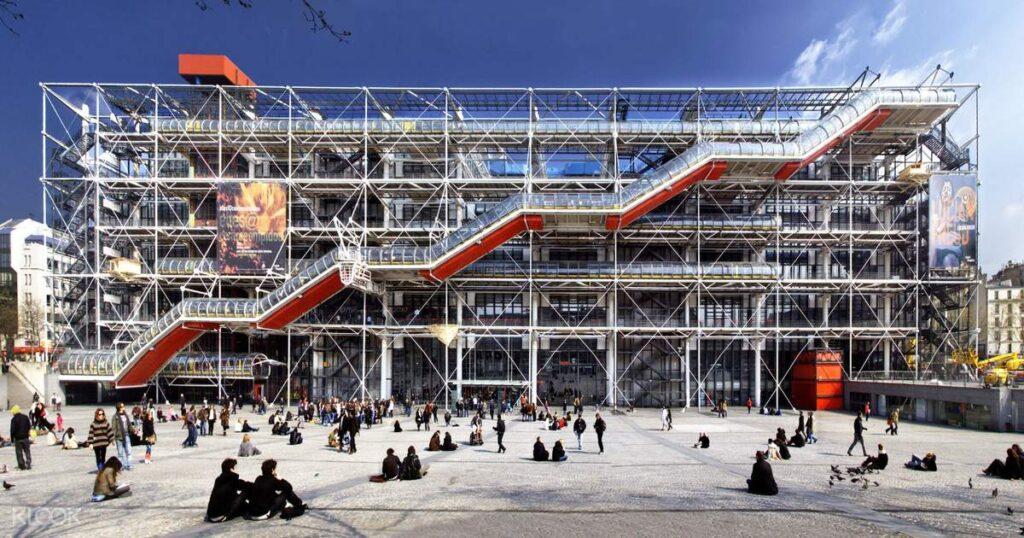 The-Pompidou-Center