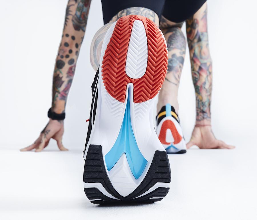 รองเท้าวิ่ง Diadora Equipe Corsa พื้นรองเท้า