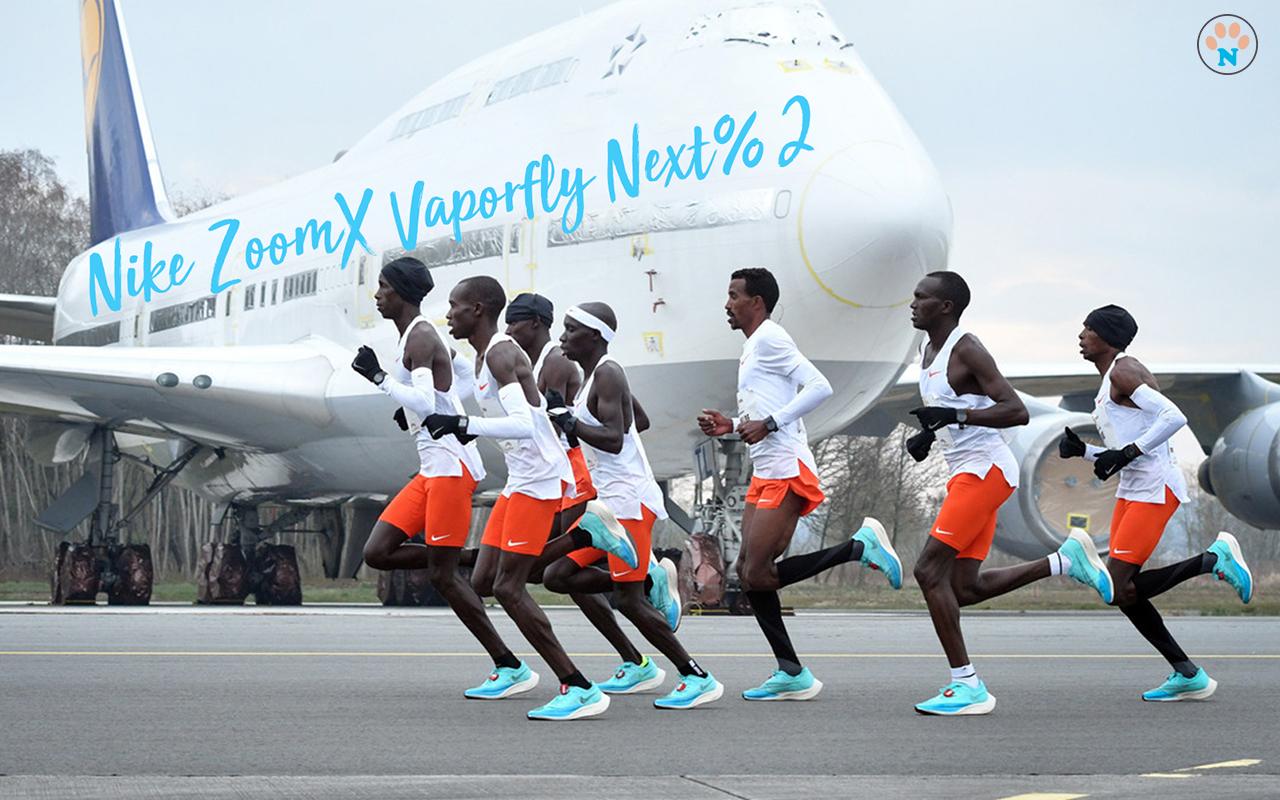 Nike Air Zoom Alphafly Next% 2